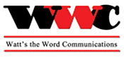 Watts the word logo Dave Watt