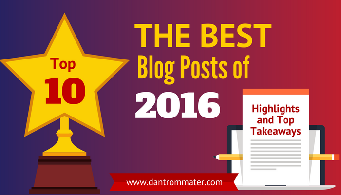 The Best Blog Posts of 2016