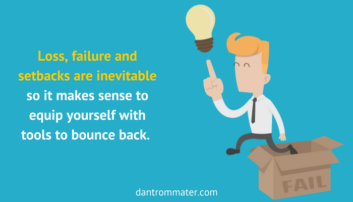 tools to bounce back