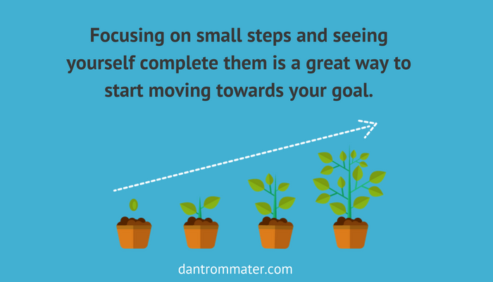 move towards goals