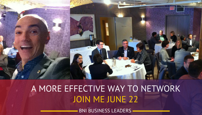 More Effective Networking