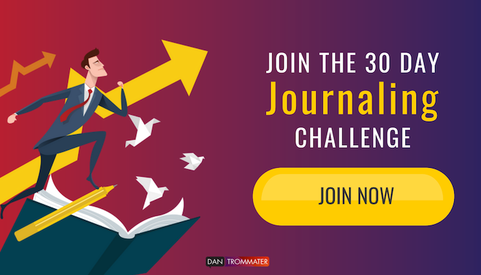 Join 30 day journaling challenge