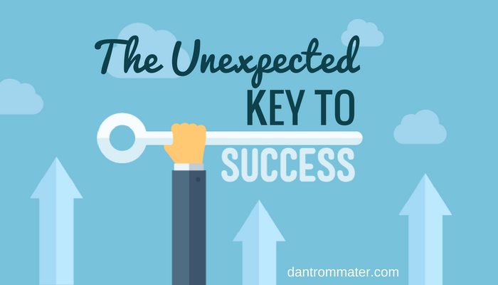 The Unexpected Key To Success
